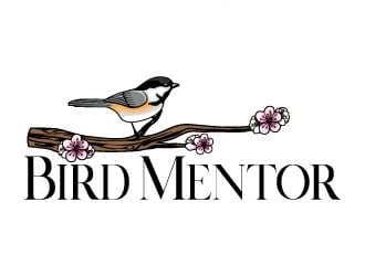 Bird Mentor logo design