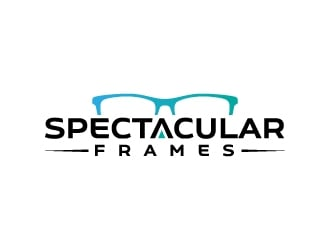Spectacular Frames logo design