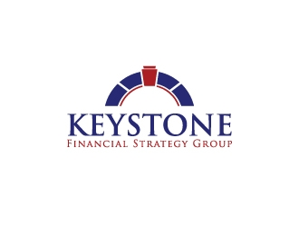 Keystone Financial Strategy Group logo design