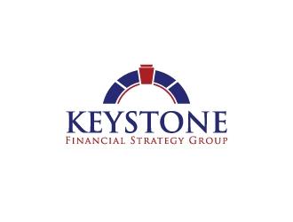 Keystone Financial Strategy Group logo design