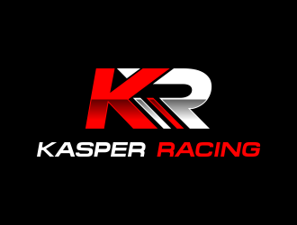Kasper Racing logo design