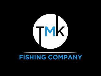 TMK Fishing Company logo design winner