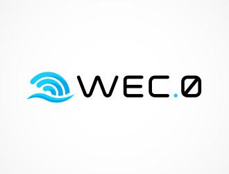 WEC.0 logo design