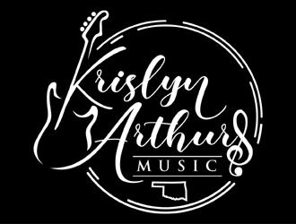 Krislyn Arthurs Music logo design