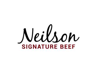 Neilson Signature Beef logo design