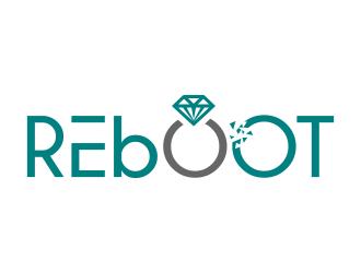 REbOOT logo design