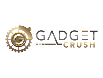 Gadget Crush logo design