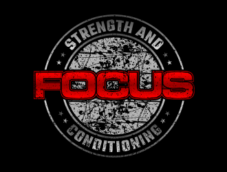 Focus Strength and Conditioning logo design