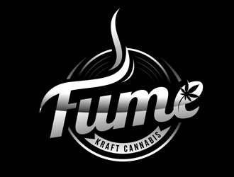 Fume  logo design winner