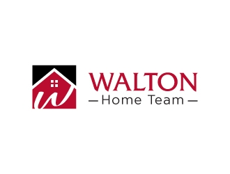 Walton Home Team logo design