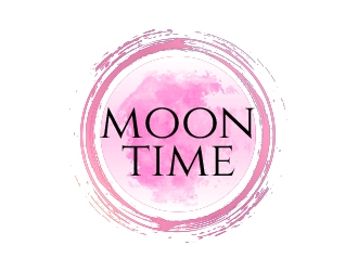 Reinvented Health is the company - the logo is for our product Moon Time logo design