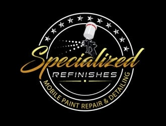Specialized Refinishes logo design
