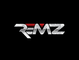 Remz logo design