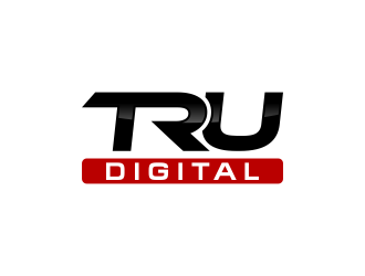 TruDigital logo design