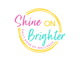 Shine On Brighter logo design