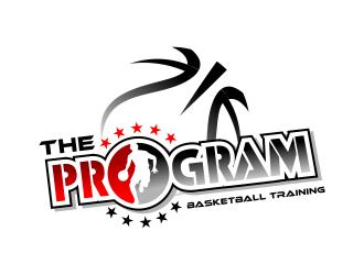 The Program - Basketball Training logo design