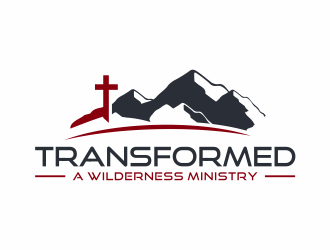 Transformed - a Wilderness Ministry  logo design