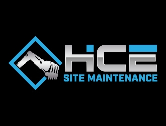 HCE LLC logo design