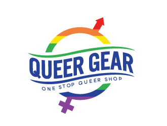 Queer Gear logo design