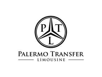 Palermo Transfer Limousine logo design