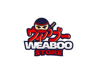 WEABOO Store logo design