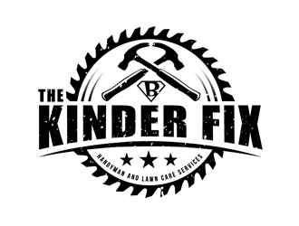 The Kinder Fix LLC logo design
