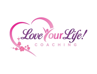 Love Your Life! Coaching logo design winner