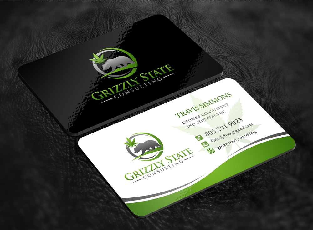 Grizzly state Logo Design