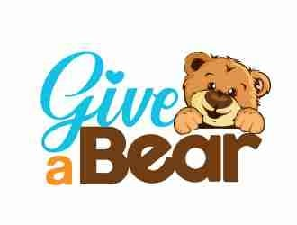 Give A Bear logo design