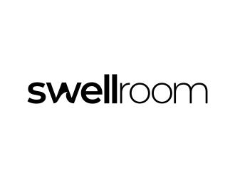 swellroom logo design