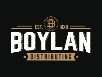 Boylan Distributing logo design