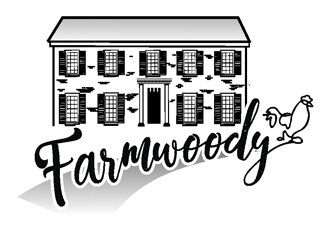 Farmwoody logo design