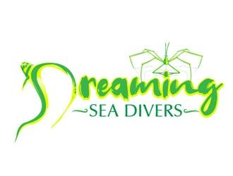 Dreaming Sea Divers logo design winner