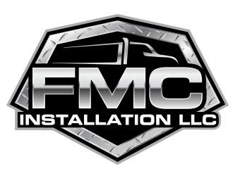 FMC INSTALLAION LLC logo design