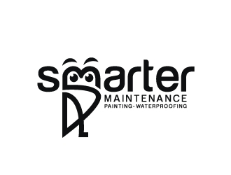 SMARTER MAINTENANCE  logo design