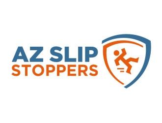 AZ Slip Stoppers logo design