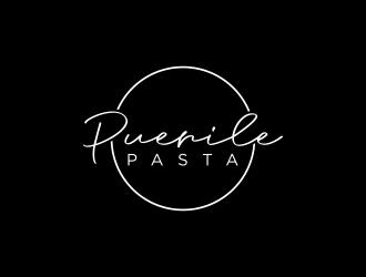 Puerile Pasta logo design by bricton