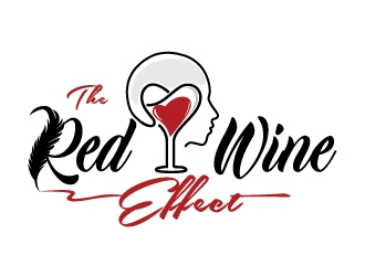 The Red Wine Effect logo design winner