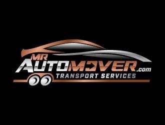 Mr Auto Mover logo design