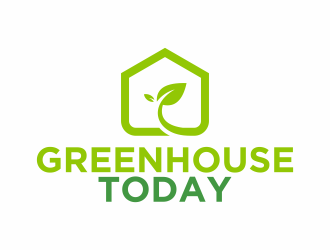 Greenhouse Today Logo Design