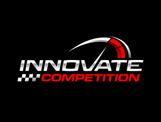 Innovate Competition logo design