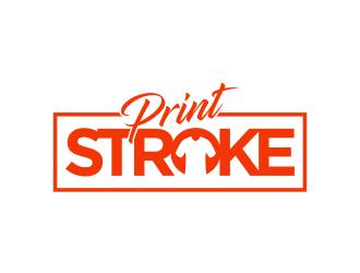 Print Stroke logo design