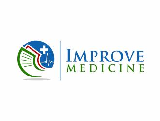 Improve Medicine logo design
