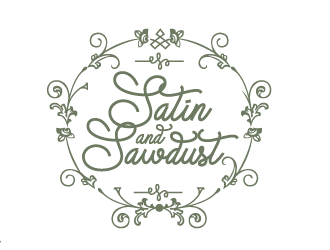 Satin and Sawdust logo design by Ultimatum