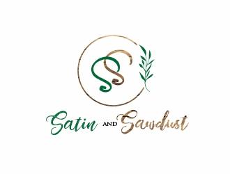 Satin and Sawdust logo design by avatar