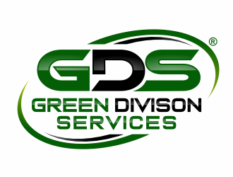 Green Divison Services LLC logo design
