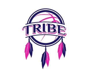 TRIBE logo design by jaize