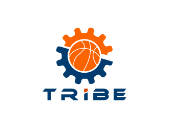 TRIBE logo design by graphicstar