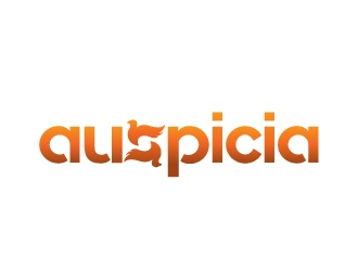 auspicia logo design winner
