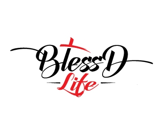 BlessDLife logo design